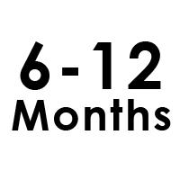 6-12 Months
