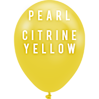 Pearl Citrine Yellow