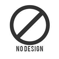 No Design